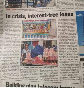 Mico Credit to save livelihoods